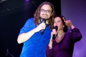 Tina Venturi e Matteo Mo